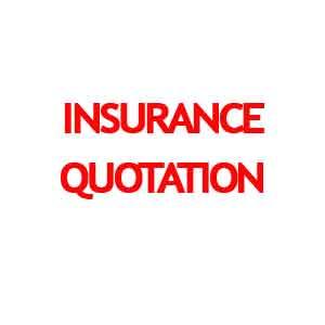 Get Insurance Quotation